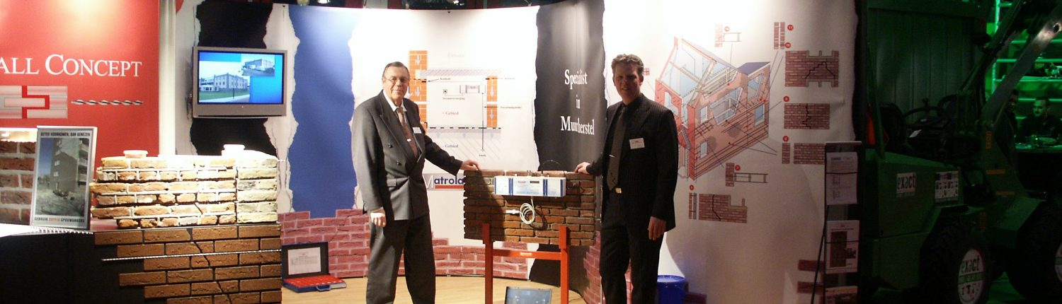 MatroTec Messestand